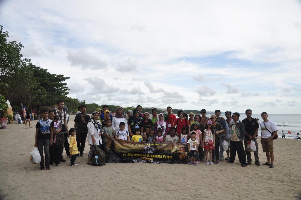 Family Gathering PT. MRP