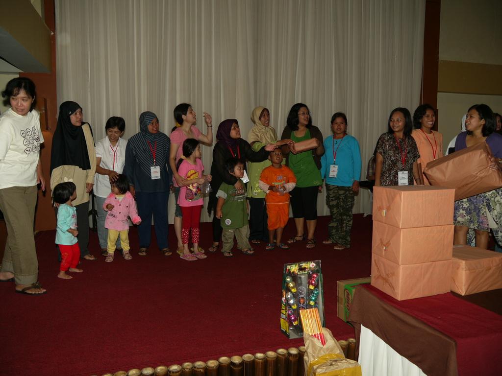 FG PT. MRP Anyer 2009 (Pembagian Door Prize)