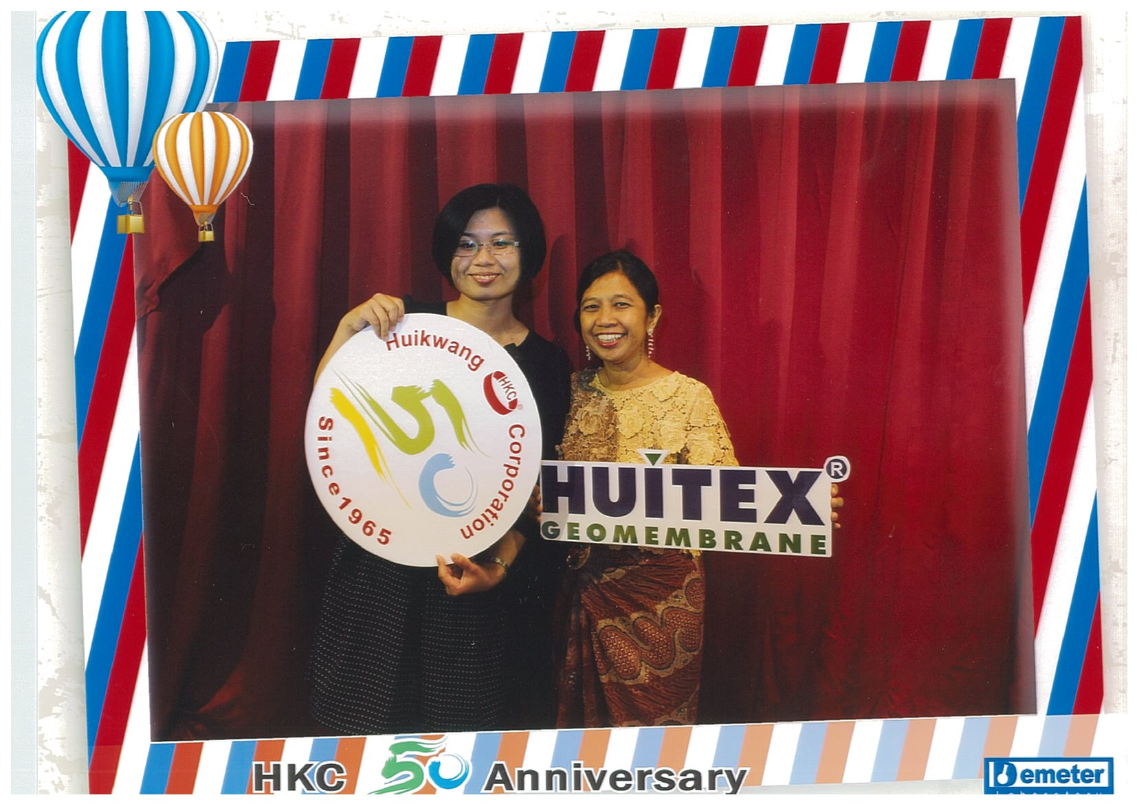 Anniversary 50th year Huikwang