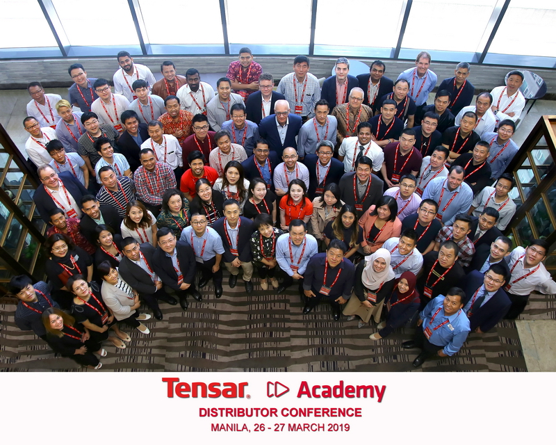Tensar Distributor Conference 2019